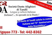 Itaiano en La Dante Tandil